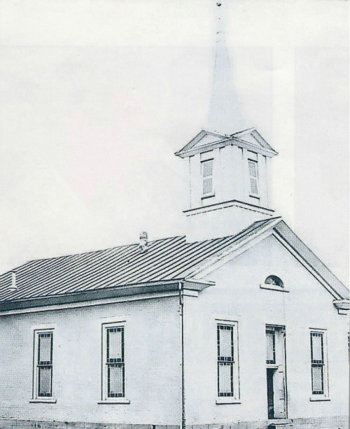 Our Original Church Building